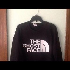 The Ghostface Sweatshirt New Hip hop